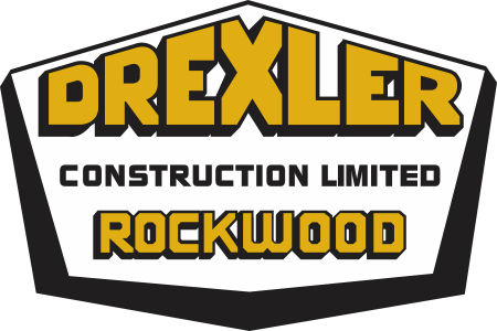 Drexler-Construction-Limited-Rockwood-Logo